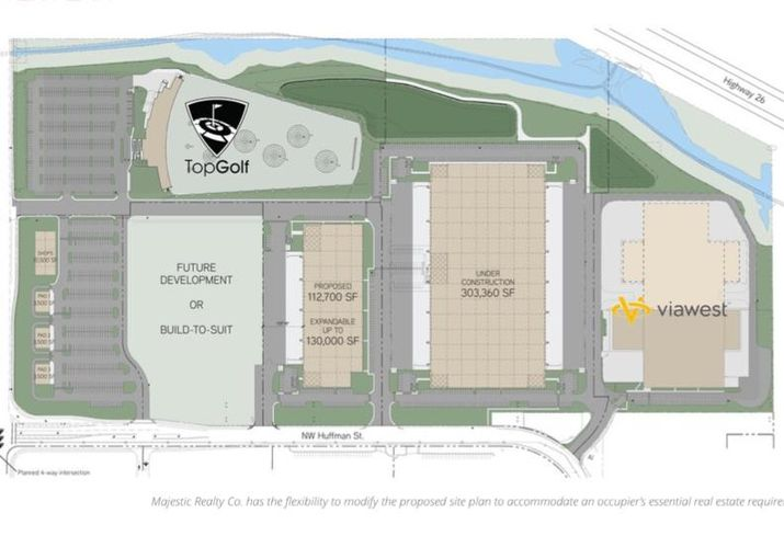 Hillsboro Industrial Park Getting Lots Of Interest