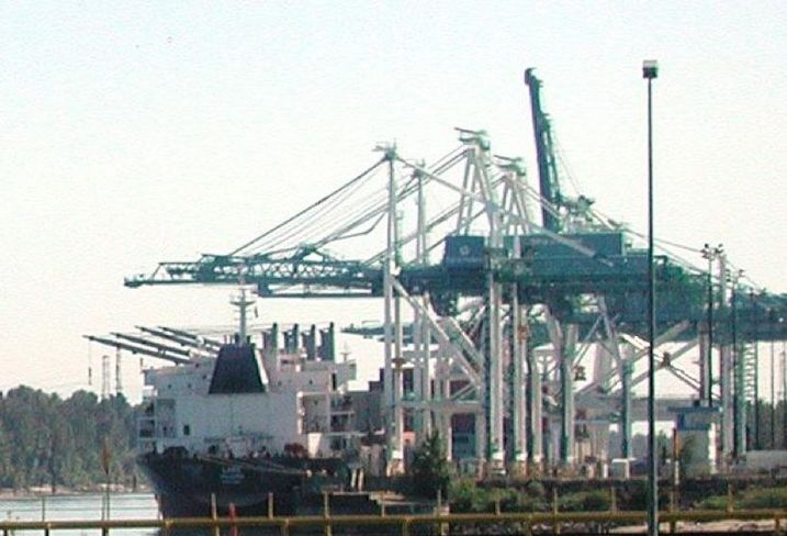 Port Of Portland's Last Container Service To Leave