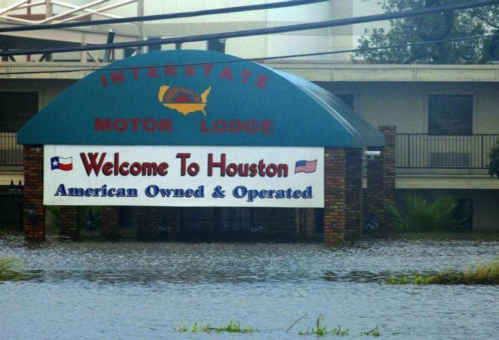 Houston Flood