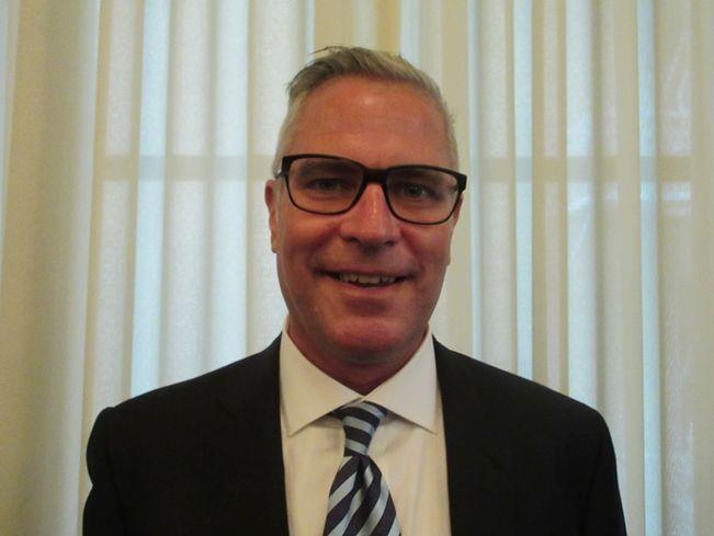 Newmark Grubb Knight Frank executive managing director of global healthcare Garth Hogan