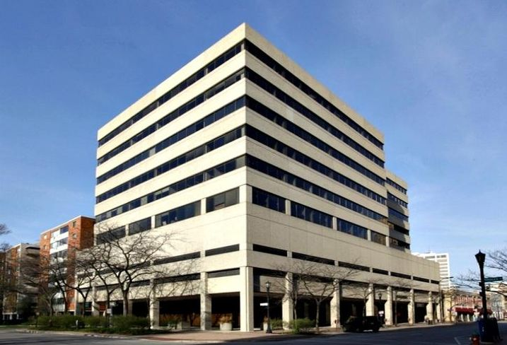 Steelbridge Capital bought this formerly distressed office building at 500 Davis in Evanston for $18M