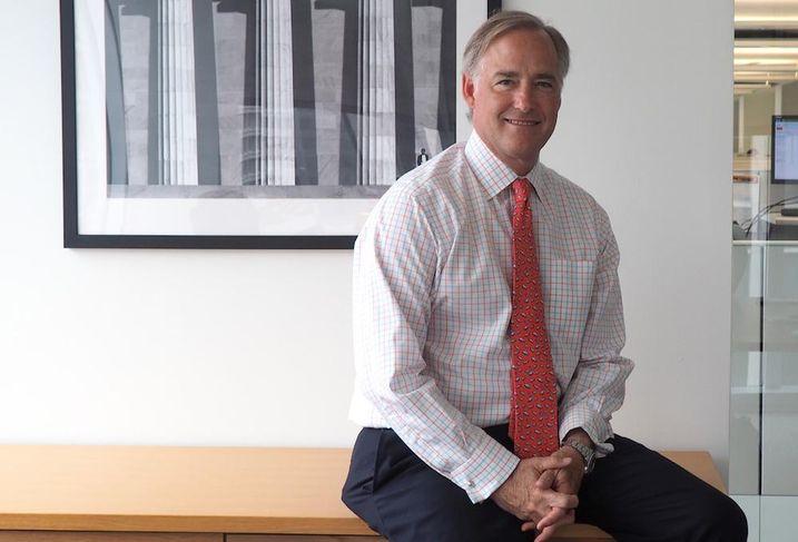 Cushman & Wakefield CEO-Americas Joe Stettinius
