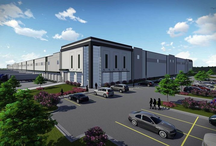 Broadway Distribution Center TPA Group