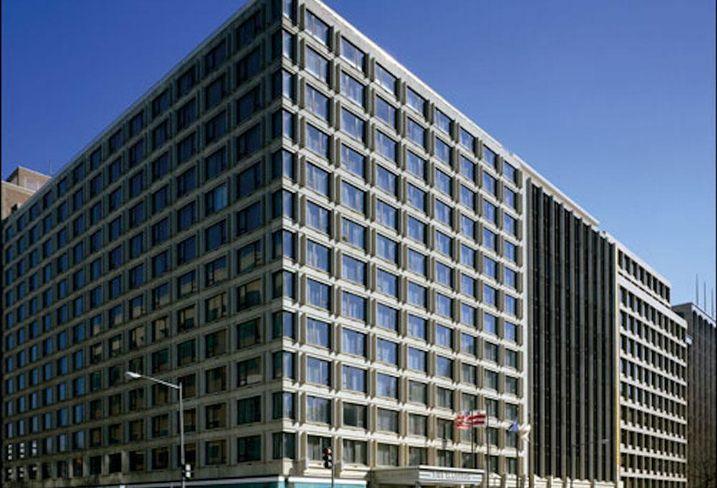 Jamestown Properties Sidra Capital Madison Hotel 1150 15th st