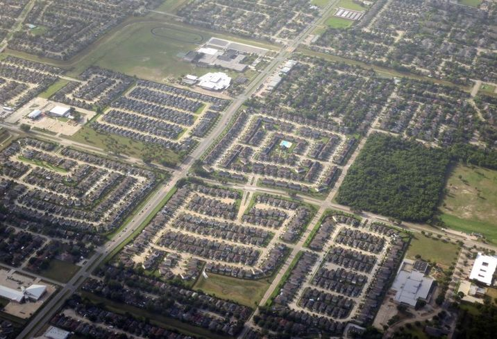 Houston Sprawl