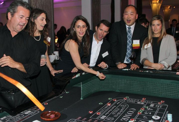 Los Angeles Real Estate Monte Carlo Game Night