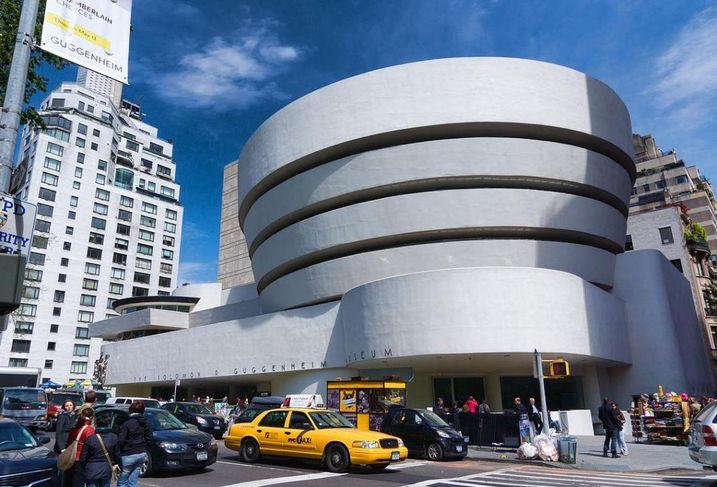 Frank Lloyd Wright Famous Buildings