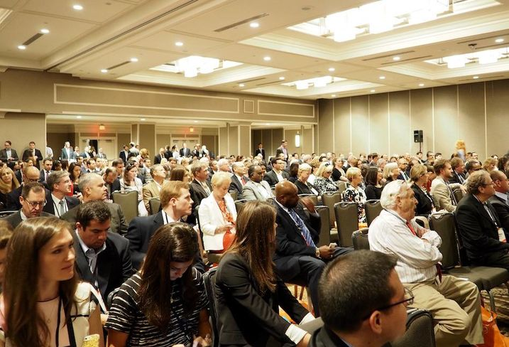 State of the Market Part 1 crowd