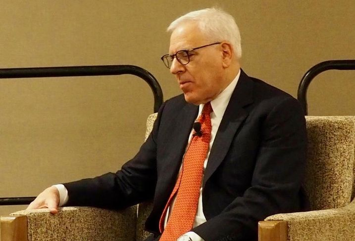 David Rubenstein Carlyle Group State of the Market
