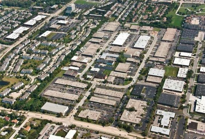 Cushman & Wakefield  facilitated 22 leases totaling over 191k SF at Yorkbrook Business Park in Lombard.