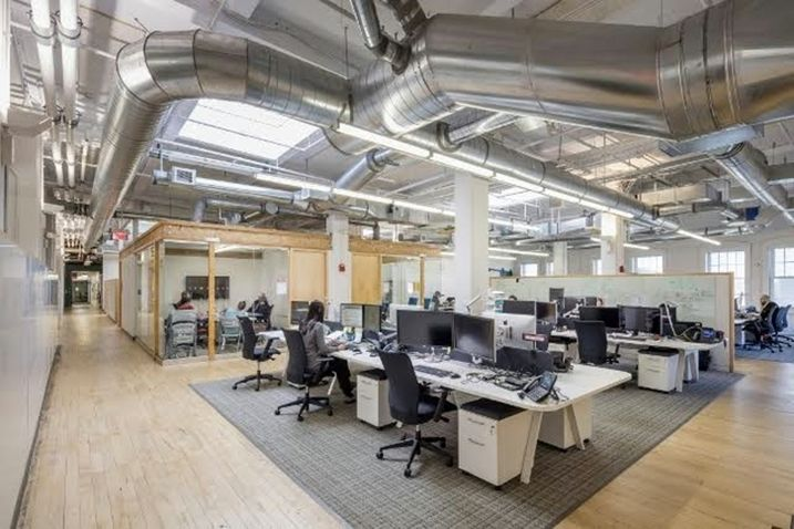 The Latest In Cool Boston Office Space