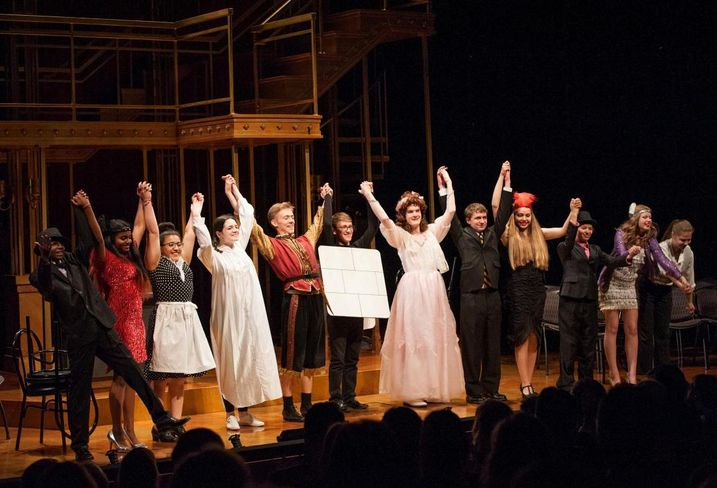 Only in DC: Congress Members Perform Shakespeare