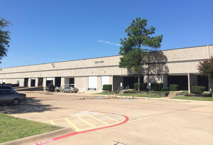 Lee & Associates leased a 12k SF industrial space located at 11527 Hillguard Road in Dallas.