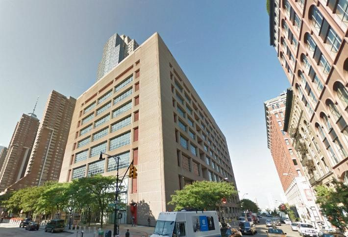 Citigroup just re-purchased its headquarters at 388-390 Greenwich St.