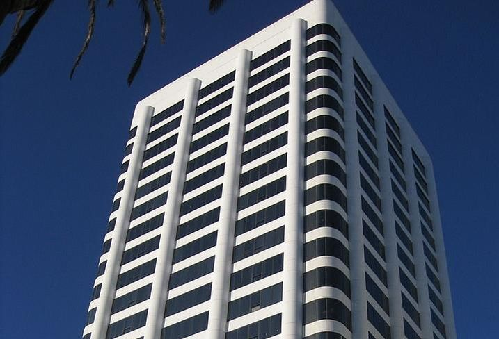 100 Wilshire in Santa Monica, CA
