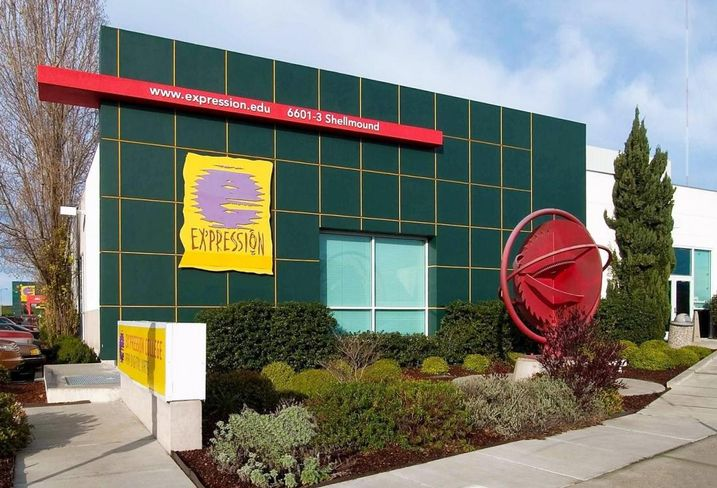Ex'Pression College of Digital Arts