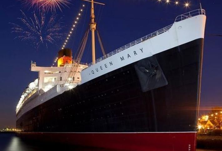 Queen Mary, Long Beach, CA