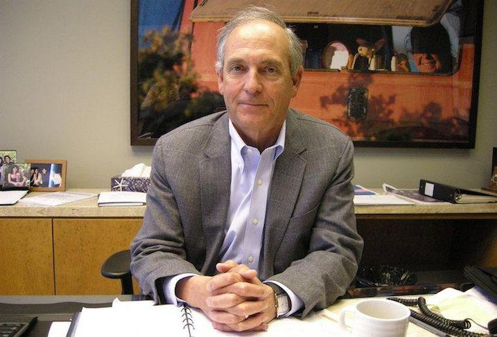 Diamond Corp president Stephen Diamond