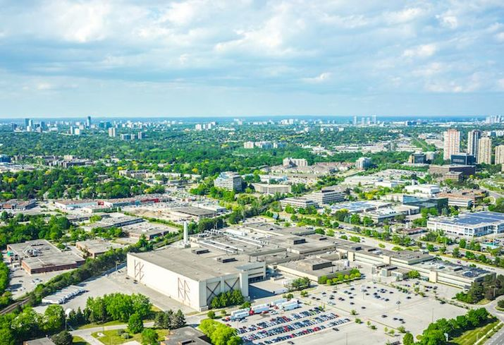 Celestica lands at Don Mills and Eglinton in Toronto