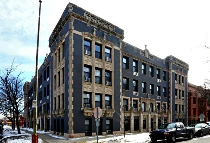 4875 N Magnolia in Chicago is part of a six-building portfolio Cedar Street sold to CLK for $67M