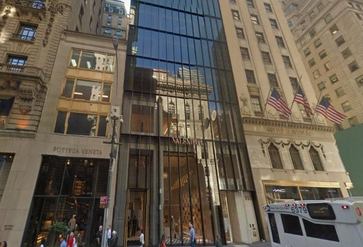 Thor Equities sold 693 Fifth Ave for $525M.