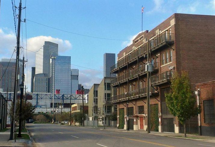 East Downtown Houston