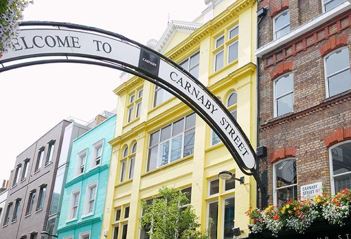 Carnaby Street, yeah baby!