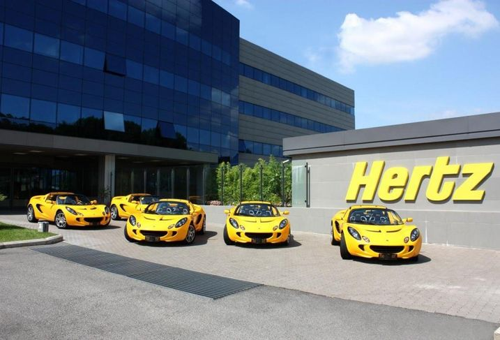 Hertz Teams Up With Uber And Lyft To Let People Rent Ride-Sharing Cars