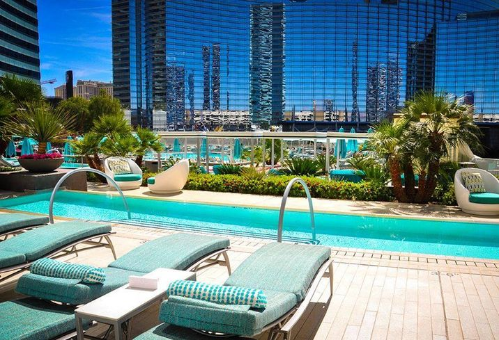 Are Umbrellas Enough To Fix Las Vegas 'Death Ray' Hotel?