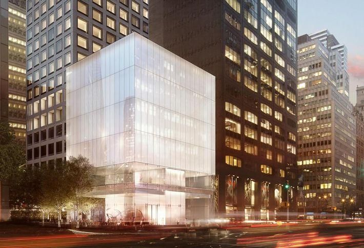 Harry Macklowe and Invest have closed on 432 Park Ave's retail section