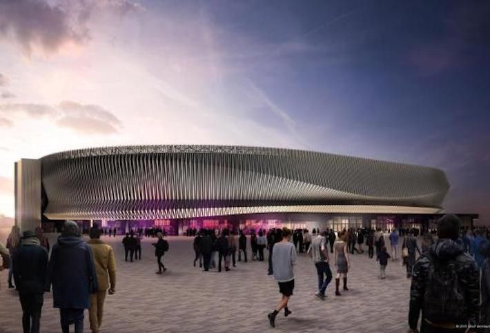 Forest City Ratner's Rebecca D'Eloia On The Barclays Center vs. The Nassau Coliseum