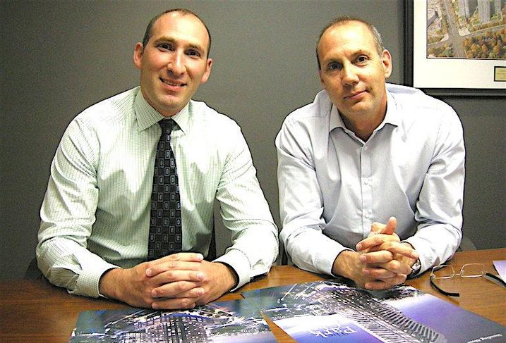 Elad Canada CEO Rafael Lazer and EVP Netanel Ben-Or