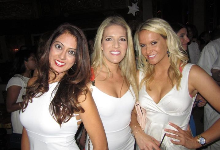 Le White Party!