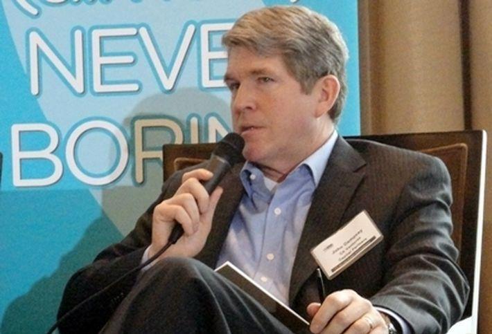 CA Senior Ventures COO John Dempsey