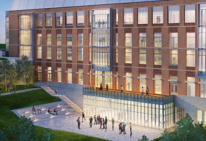Towson's $184M Science Building To Begin Construction Next Year
