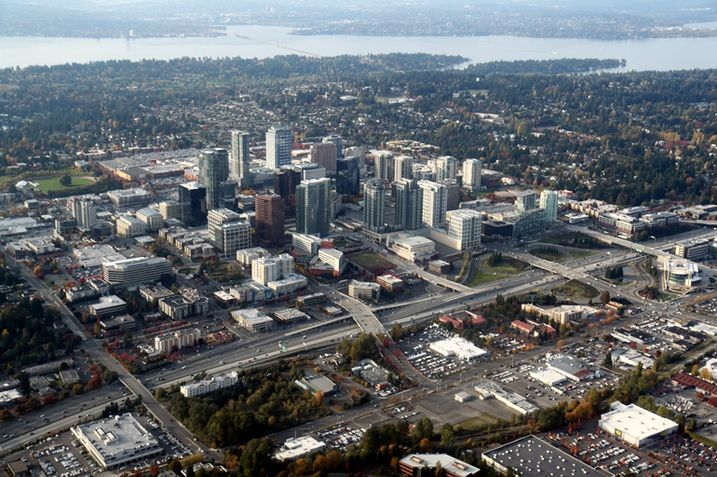 Greater Seattle Office Market Hot, Bellevue Especially Benefits
