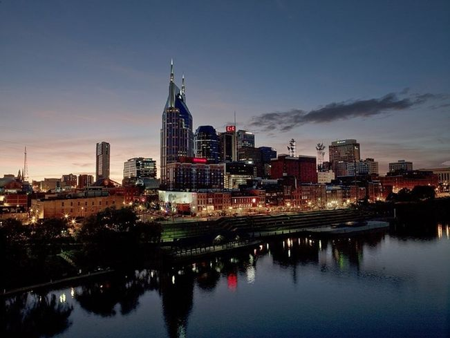Amazon's 'Operations Center of Excellence' Project In Nashville Taking Shape