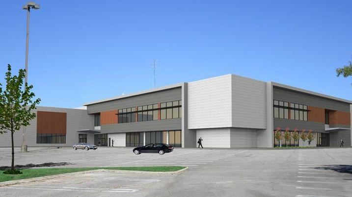 Bridgestone Comes To Former Hickory Hollow Sears Site