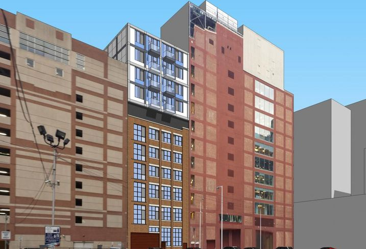 North Broad Street Garage To Be Converted Into Apartments