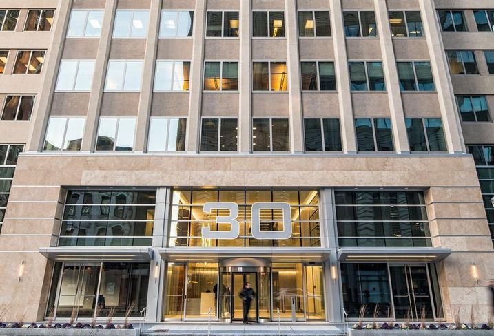 Improved And Leased-Up 30 Montgomery In Jersey Sells For $101M