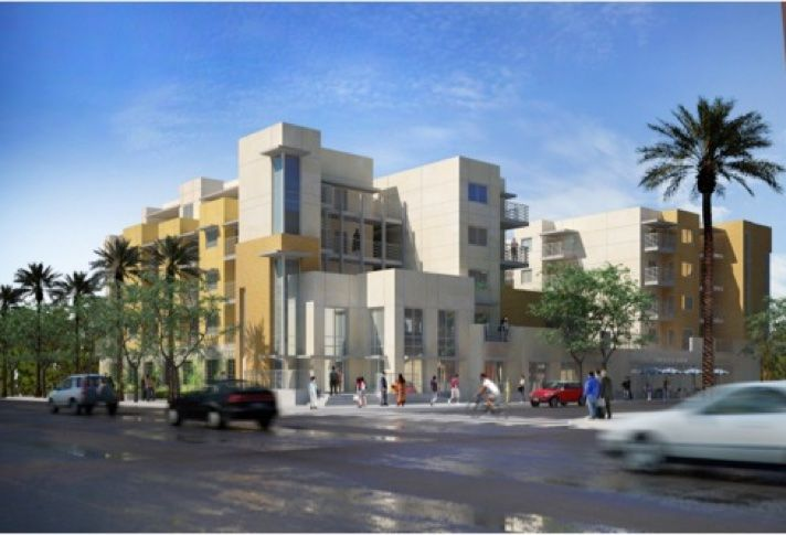 North Park mixed-income senior apartment project will provide a supportive environment for LGBT seniors.