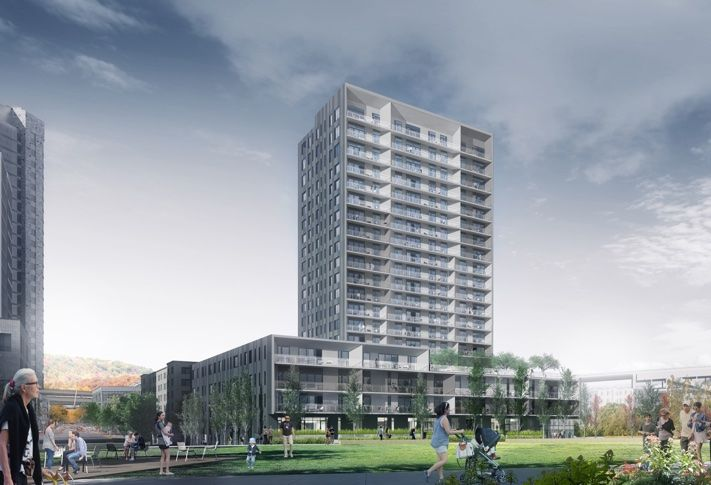 BLOCK 20 will be the next HOYT Street project to break ground this winter.