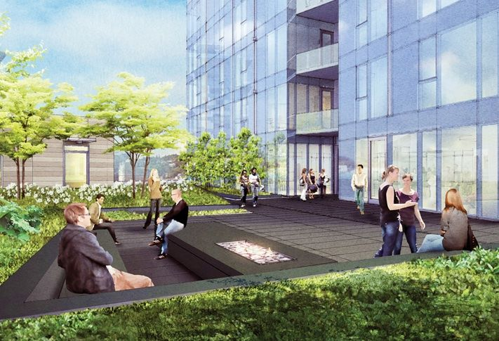 Why The Cosmopolitan In Portland's Pearl District Was 96% Sold Prior To Completion