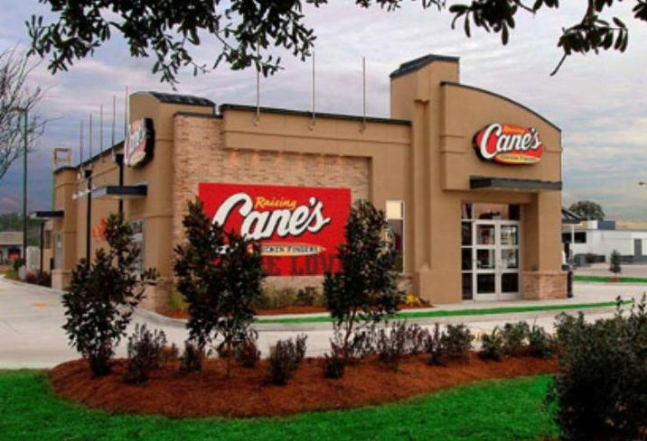 Cane's Chicken Fingers