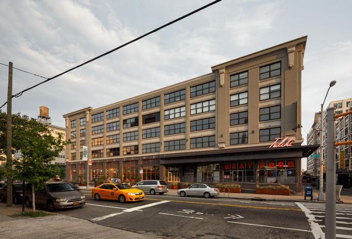 Jamestown Looks To Sell Falchi Building