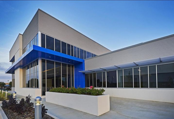 Alliance Architects completed the architectural design for 907 Security Row in Richardson. Alliance Architects' team members included Chad Michel and Tegene Mariam. DPR Construction provided general construction and construction management services.