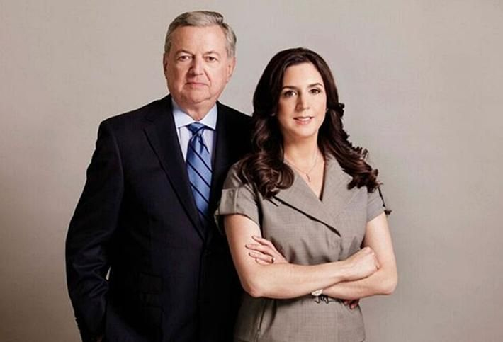 Armando Codina and Ann-Marie Codina Barlick