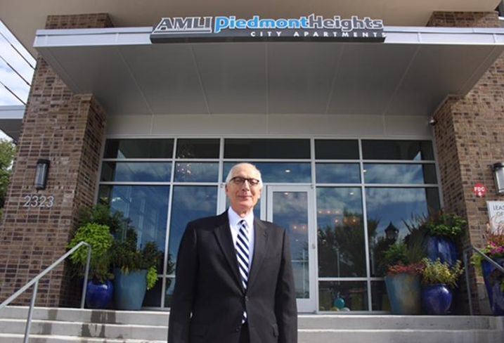 Philip Tague, president of AMLI Residential and chairman of AMLI Development