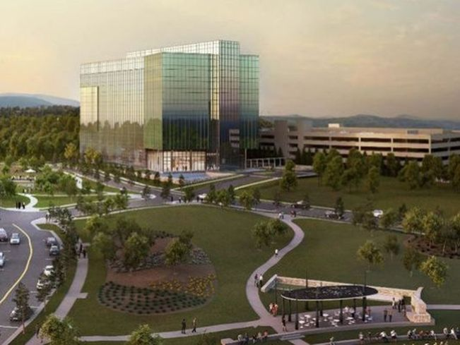 Plan For More Office Space At Franklin Park Kicks Into High Gear