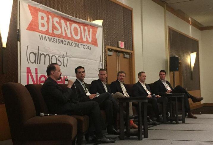 Tony Natsis, Chris Economou, Michael Tymoff, Tom Stubbs, Mike Grisso, Lance Minor